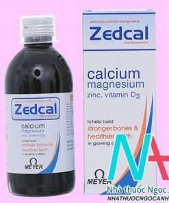 Thuốc Zedcal 200ml