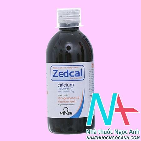 Thuốc Zedcal 200mlmua ở đâu