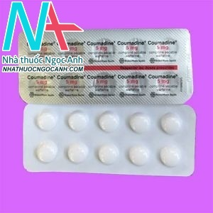 Coumadin 5 mg