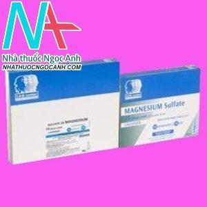 Thuốc Magnesium sulphate Proamp 0.15g/ml giá bao nhiêu