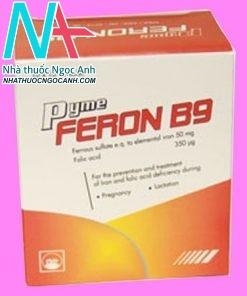 Thuốc Pymeferon B9