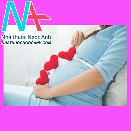 Cẩn trọng sử dụng thuốc ho khi mang thai