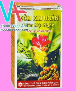 Thuốc Đởm Kim Hoàn