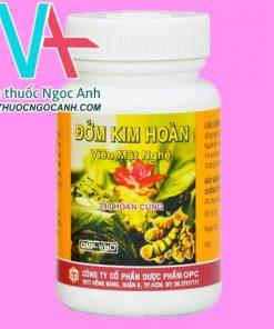 Lọ thuốc Đởm Kim Hoàn