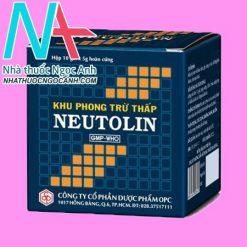thuốc Khu phong trừ thấp Neutolin