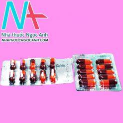 Vỉ thuốc Kidneycap