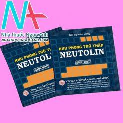 Gói Khu phong trừ thấp Neutolin