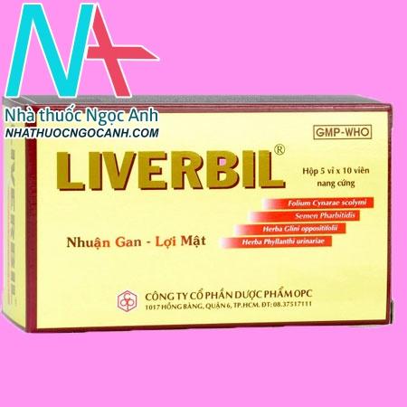 Thuốc Liverbil