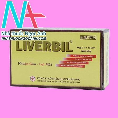 Hộp Thuốc Liverbil