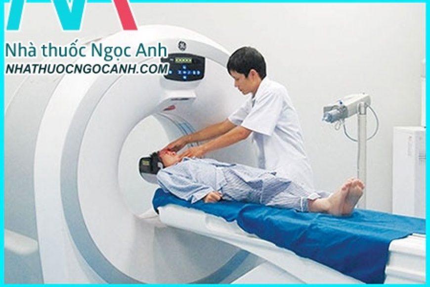 Thuốc tương phản từ Gadolinium sử dụng trong kỹ thuật chụp cộng hưởng từ (MRI)