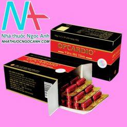 Hộp thuốc Opcardio