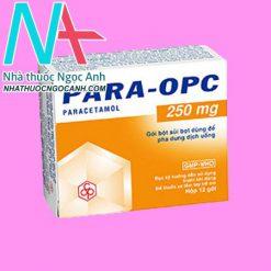 Thuốc PARA – OPC 250mg