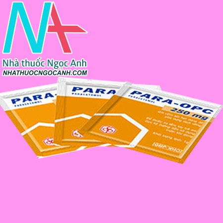 Gói thuốc PARA – OPC 250mg