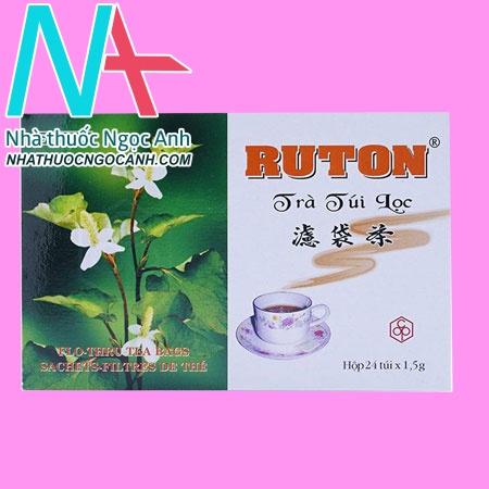 Hộp Trà thuốc Ruton