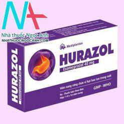 Thuốc Hurazol 40mg