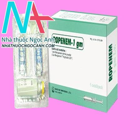 thuốc Ropenem là thuốc gì