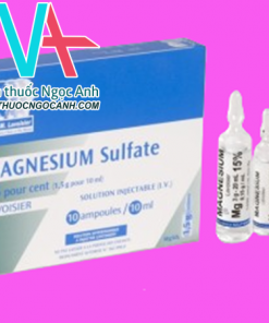Thuốc Magnesium sulphate Proamp 0.15g/ml