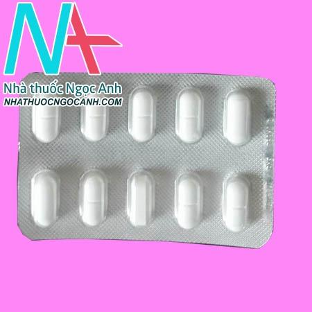 Vỉ thuốc Codalgin Forte