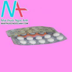 Vỉ thuốc Acyclovir 200mg Nadyphar