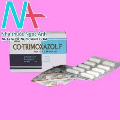 Thuốc Cotrimoxazol-F