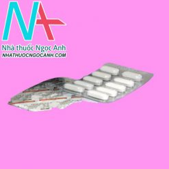 Vỉ thuốc Cotrimoxazol-F
