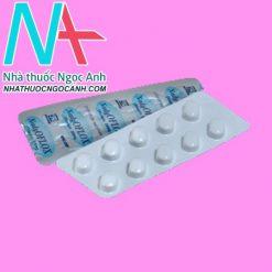 Vỉ thuốc NadyOflox