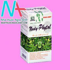 Nady phytol