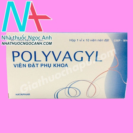 Polyvagyl tác dụng gì