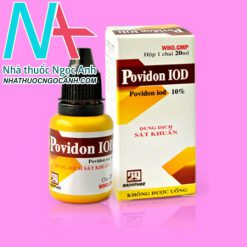 Thuốc Povidon ido