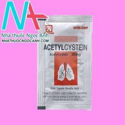 Acetylcystein Nadyphar