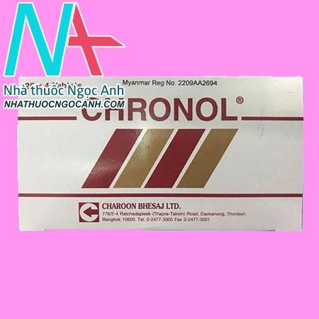 thuốc Chronol