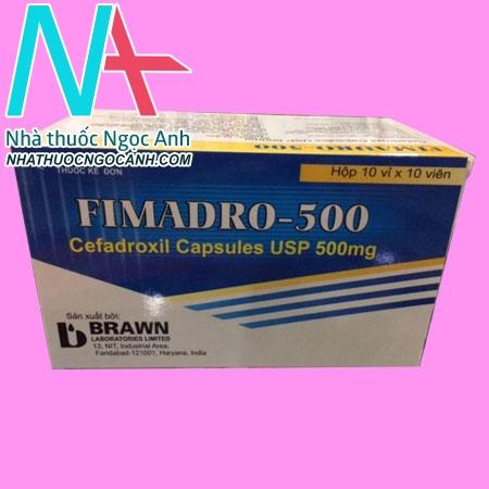 Thuốc Fimadro 500
