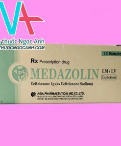 Thuốc Medazolin