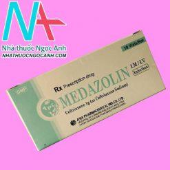Hộp thuốc Medazolin