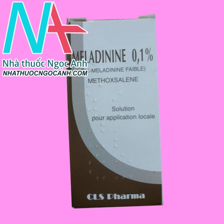 Hộp thuốc meladinine