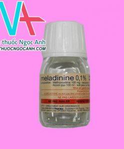 Lọ thuốc meladinine