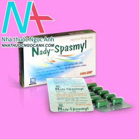 Thuốc Nady – Spasmyl