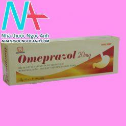 Hộp Omeprazol_Nadyphar
