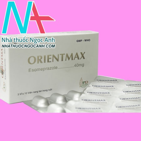 Hộp thuốc Orientmax