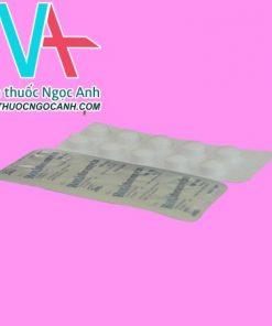 Vỉ thuốc Roxithromycin 150mg
