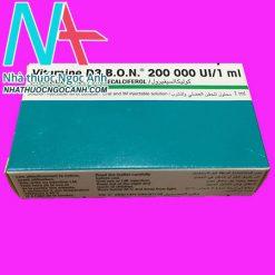 thuốc Vitamin D3 B.O.N là thuốc gì