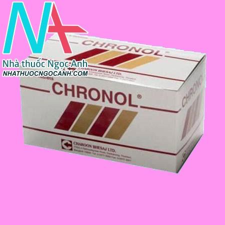 Hộp thuốc Chronol