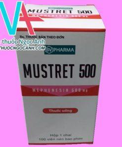 Mustret 500
