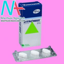Thuốc Zitromax 500mg