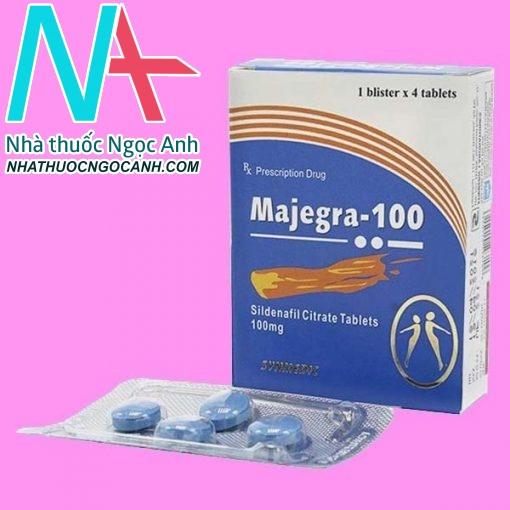 Thuốc Majegra 100