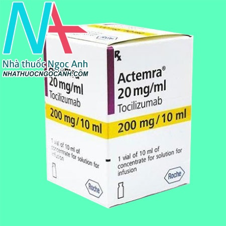 Thuốc Actemra