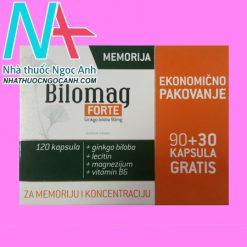 Thuốc Bilomag Forte