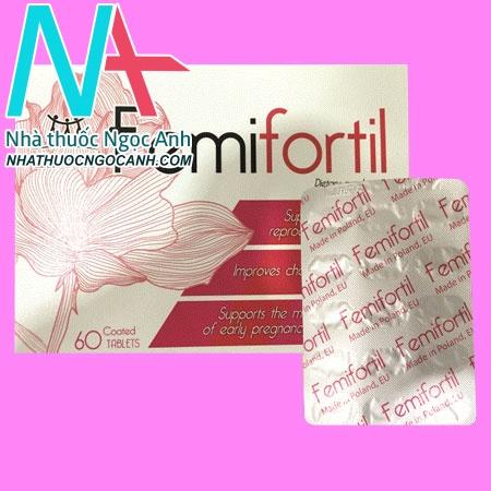 Thuốc Femifortil