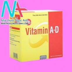 hộp thuốc Vitamin A-D