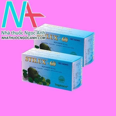 Hộp thuốc Stilux 60